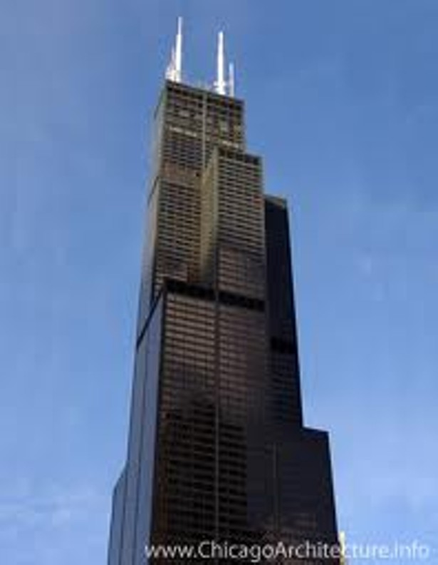 Would the sears tower have survived 9 11 bleader for 103 floor skyscraper the sears tower in chicago