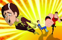 <i>The Awesomes</i> on Hulu proves the superhero universe is expanding