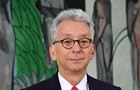 Yawn: Art Institute of Chicago's acting president Douglas Druick gets to keep his job