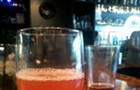 Off Color's hibiscus gose: One of the 50 or so beers at Northdown's amazing Lions, Tigers & Beers