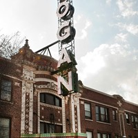 Yes, Logan Theatre is still reopening tomorrow