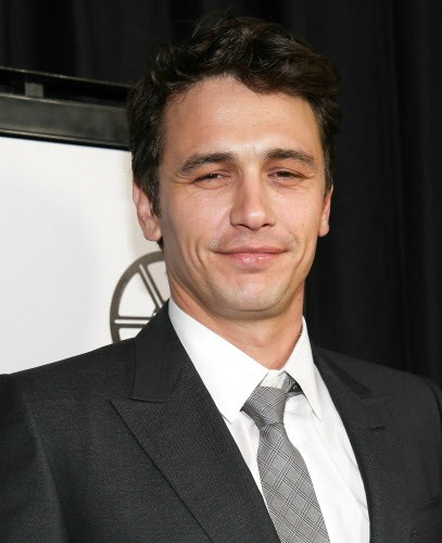Yes, thats James Franco.