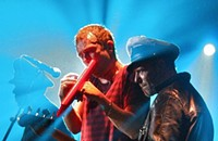 You Shoot: Gorillaz at UIC Pavilion