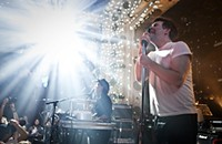 You Shoot: LCD Soundsystem at Metro