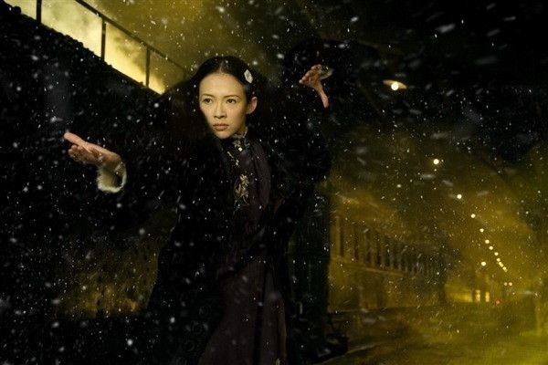 Zhang Ziyi in The Grandmaster
