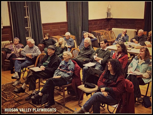 HUDSON VALLEY PLAYWRIGHTS