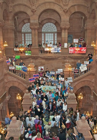 New Yorkers Against Fracking Slideshow