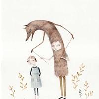Julianna Swaney's Wistful Portraitures A Fright Julianna Swaney