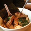 The Roomier Yum Yum Noodle Bar in Woodstock