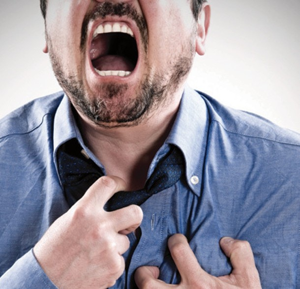 A new study suggests bottling up your anger at work can be deleterious to your health. So let the boss have it!