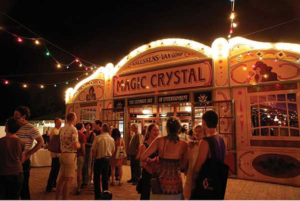 After Hours at Bard's Spiegeltent on July 6.