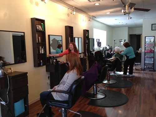 Ode to a highland hair salon daily dose for Allure hair salon