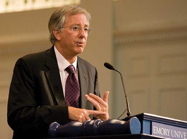 Ambassador Dennis Ross will speak at SUNY New Paltz on April 16. - BRETT WEINSTEIN