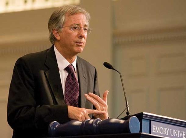 Ambassador Dennis Ross will speak at SUNY New Paltz on April 16. - BRETT WEINSTEIN