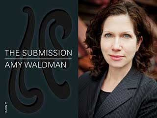 Amy Waldman's novel, The Submission, is this year's One Book One New Paltz selection. Waldman will give a talk at SUNY New Paltz on November 1.