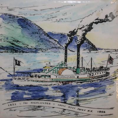 John F. Gould Drawings