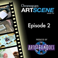 ArtScene Web TV Episode 2: Construction Ahead