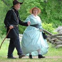 "Ashokan Center's second annual ""Civil War Days,"" May 22nd and 23rd"