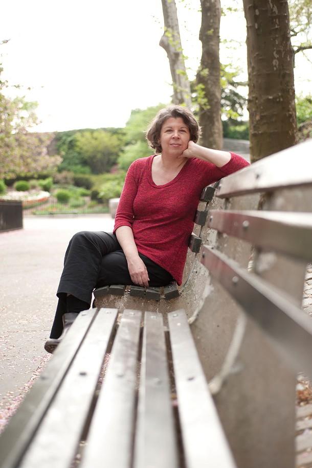 Author Meg Wolitzer - ROY GUMPEL