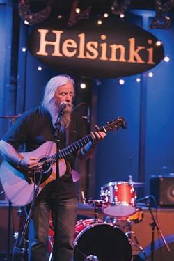 Azim Goldrich at Helsinki in Hudson. - THOMAS SMITH