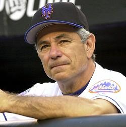 SPORTSILLUSTRATED.COM - Baseball legend Bobby Valentine.