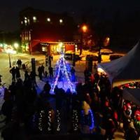 Beacon  Tree Lighting Ceremony
