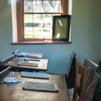 Community Pages: Northern Westchester Bedford Historical Schoolhouse