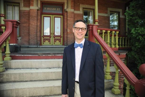 Benjamin Krevolin, president of the Dutchess County Arts Council.