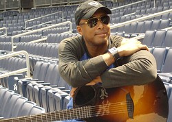 PROVIDED BY BETHEL WOODS CENTER FOR THE ARTS - Bernie Williams: From Center Field to Center Stage