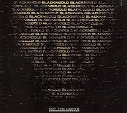 BlackNGold, Pet the Lights, 2012, 5 Star Musique