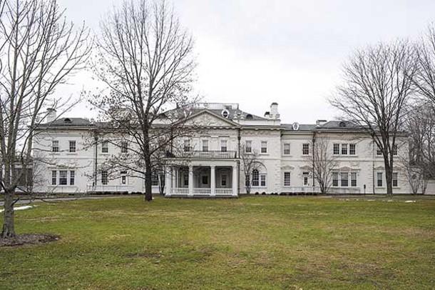 Blithewood Mansion, Bard College. - DAVID MORRIS CUNNINGHAM