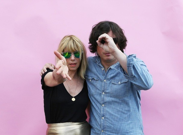 Body/Heads Kim Gordon and Bill Nace