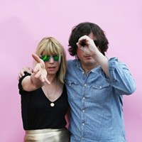Sonic Youth's Kim Gordon Rocks North Adams