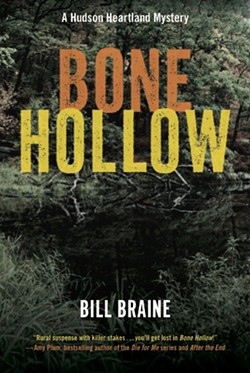 Bone Hollow, a Hudson Heartland Mystery