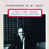 "Book Review: ""Literchoor Is My Beat"": A Life of James Laughlin, Publisher of New Directions"