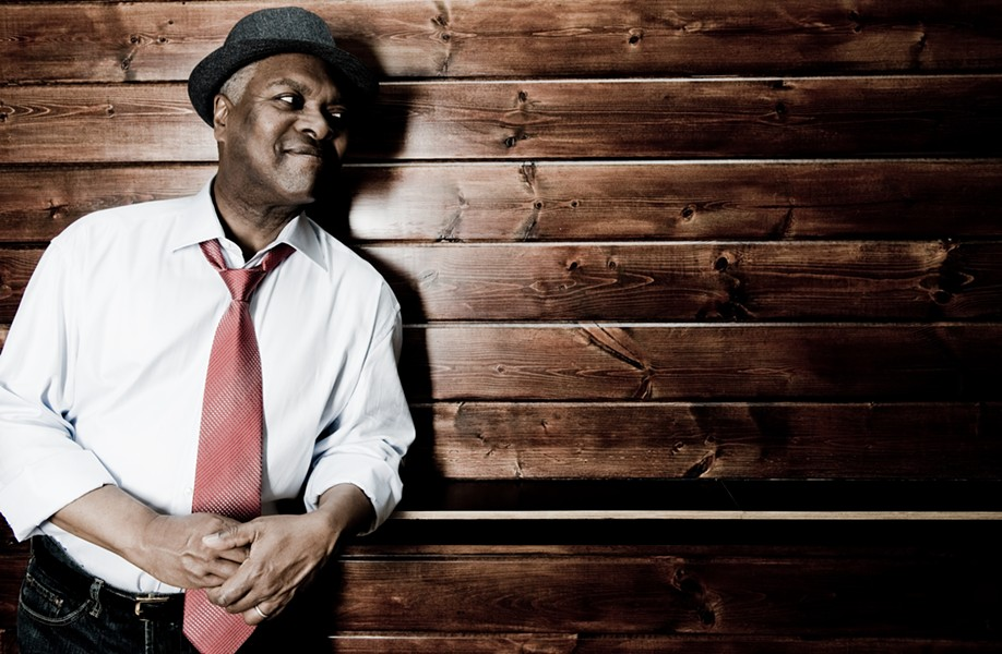 Booker T. Jones performs at the Bearsville Theater on March 9.