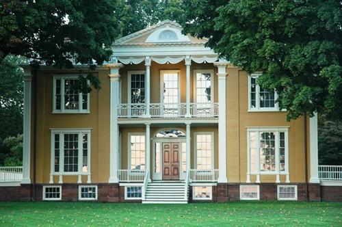 Boscobel Mansion