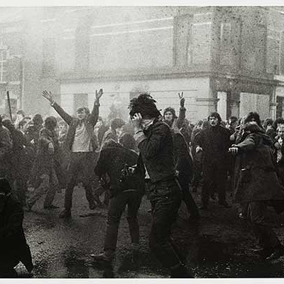 Photographs by Internationally Renowned Photojournalist Gilles Peress