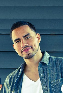Brian Collazo of Live Society will perform aside Lexi Lawson at The Falcon on December 18.