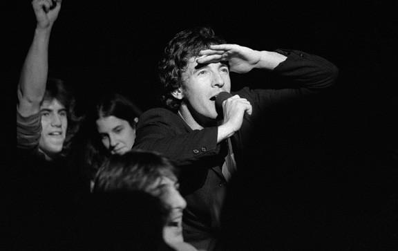 Bruce Springsteen, 1978.