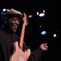 Buddy Guy at Belleayre, July 12