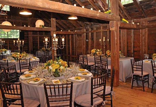 Byrdcliffe Barn - IMAGE PROVIDED