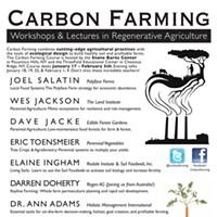 Carbon Farming: Workshops in Regenerative Agriculture
