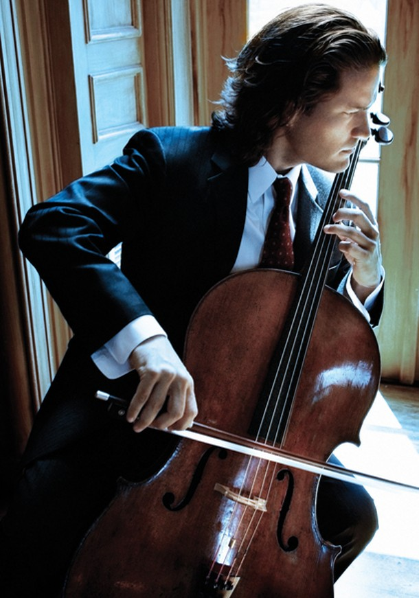 Cellist Zuill Bailey will perform with pianist Robert Koenig at Maverick Concerts in Woodstock on August 29.