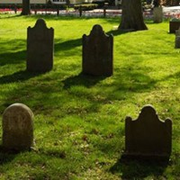 Historic Kingston Cemetery Tours