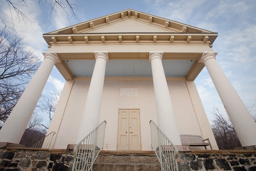 Chapel of Our Lady of Restoration in Cold Spring. - STEFFEN THALEMANN