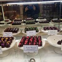 A Private Tasting at Oliver Kita Chocolates