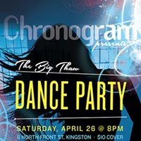 Chronogram Dance Party!