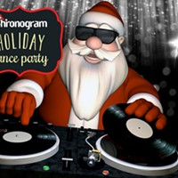 Chronogram Holiday Dance Party