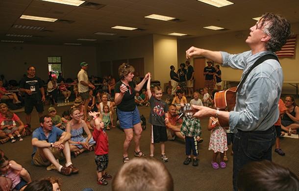 Chronogram's Kids & Family Fun Day on June 2 at the Rosendale Recreation Center.